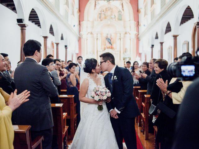 El matrimonio de Ricardo y Cinthya en Lima, Lima 113