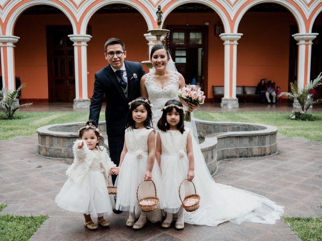 El matrimonio de Ricardo y Cinthya en Lima, Lima 114
