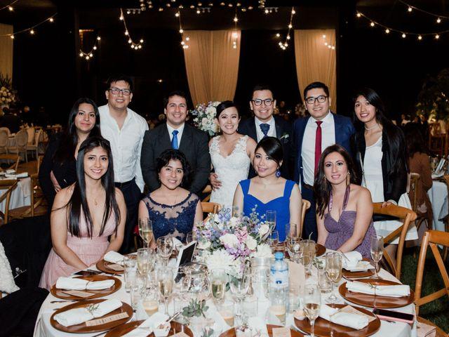 El matrimonio de Ricardo y Cinthya en Lima, Lima 140