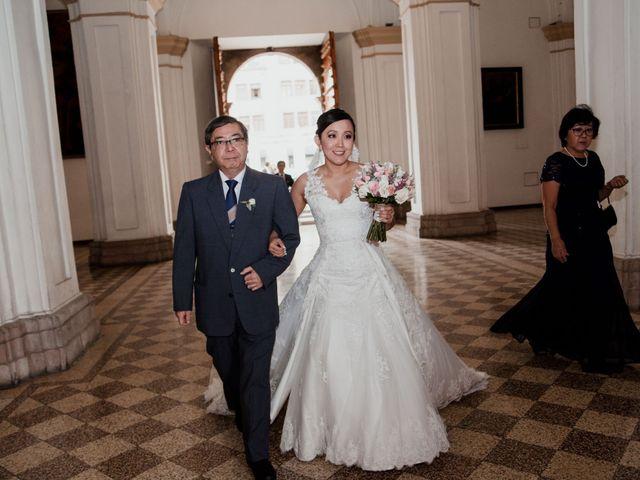 El matrimonio de Ricardo y Cinthya en Lima, Lima 180