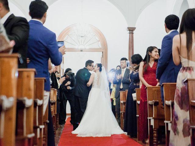 El matrimonio de Ricardo y Cinthya en Lima, Lima 190