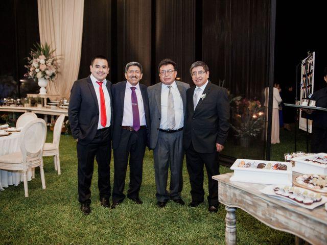 El matrimonio de Ricardo y Cinthya en Lima, Lima 215
