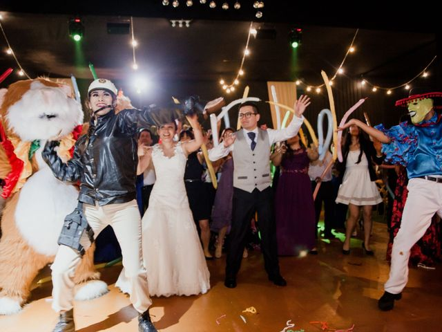El matrimonio de Ricardo y Cinthya en Lima, Lima 237