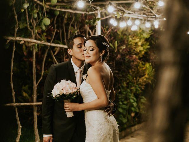 El matrimonio de Vanessa y Edgard