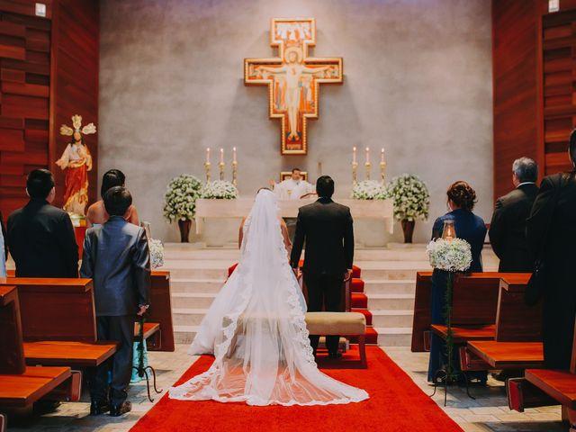 El matrimonio de Francia y Fiorella en Lima, Lima 18