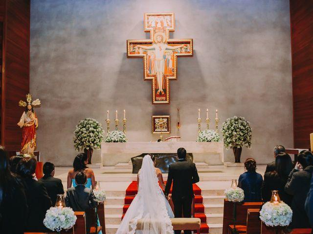 El matrimonio de Francia y Fiorella en Lima, Lima 19