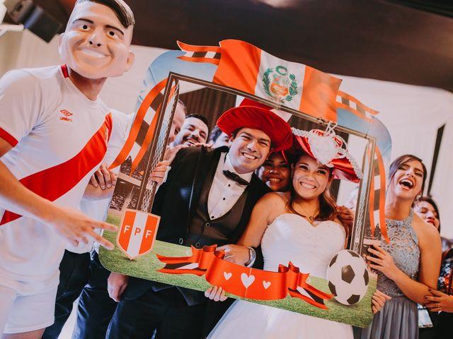El matrimonio de Francia y Fiorella en Lima, Lima 40