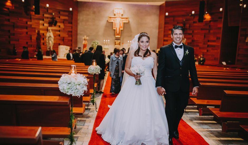 El matrimonio de Francia y Fiorella en Lima, Lima