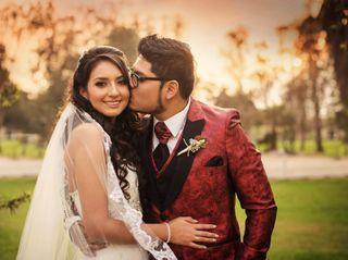 El matrimonio de Rosibel y Eder
