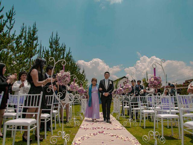 El matrimonio de Javier y Milagros en Huancayo, Junín 9