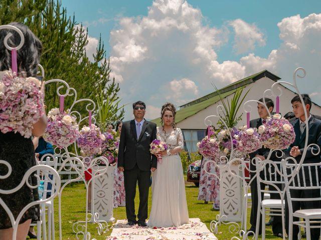 El matrimonio de Javier y Milagros en Huancayo, Junín 11