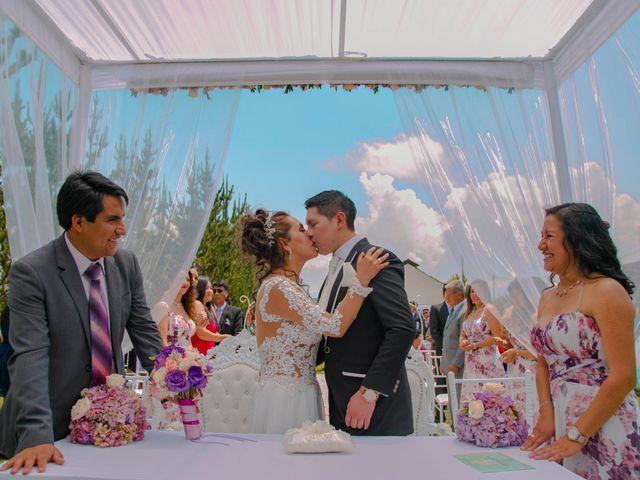 El matrimonio de Javier y Milagros en Huancayo, Junín 12