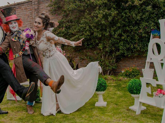 El matrimonio de Javier y Milagros en Huancayo, Junín 18