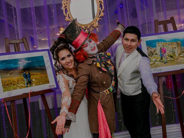 El matrimonio de Javier y Milagros en Huancayo, Junín 23