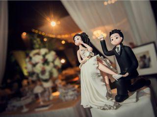 El matrimonio de Yuliana y Jorge 2