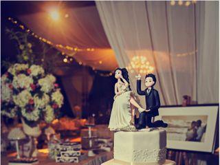 El matrimonio de Yuliana y Jorge 3