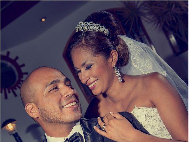 El matrimonio de Yuliana y Jorge