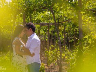El matrimonio de Giulissa y Christian 3
