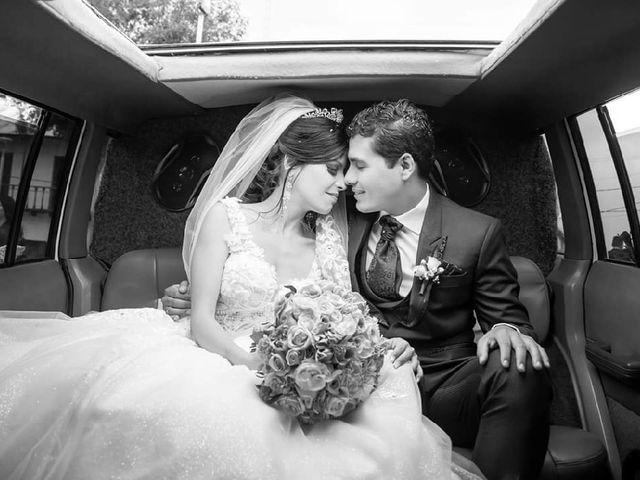 El matrimonio de Sofía  y Luis