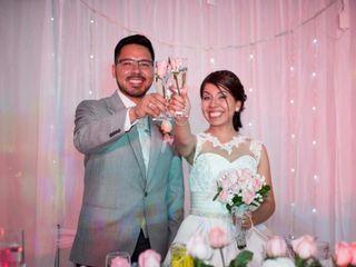 El matrimonio de Mishell y Enrique