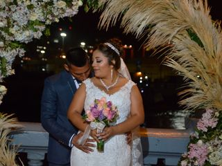 El matrimonio de Fiorella y Manuel
