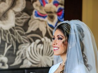 El matrimonio de Mayra y Martin 1
