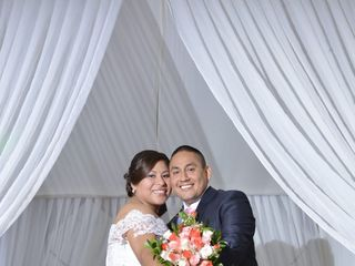 El matrimonio de Keny y Enri 1
