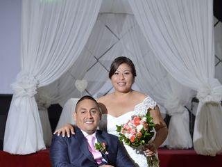 El matrimonio de Keny y Enri 2