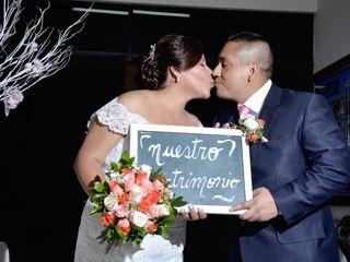 El matrimonio de Keny y Enri