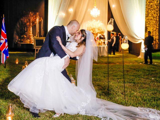 El matrimonio de Mayra y Martin