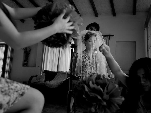 El matrimonio de David y Sheyla en Chaclacayo, Lima 16