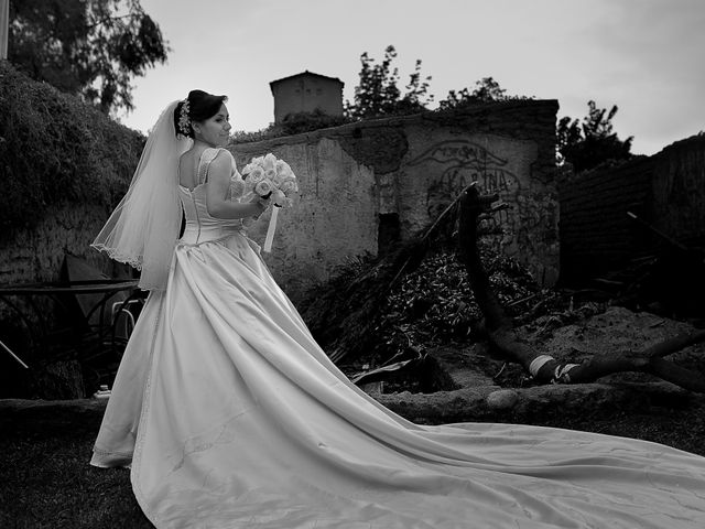 El matrimonio de David y Sheyla en Chaclacayo, Lima 2