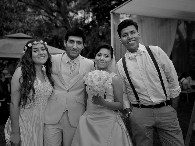 El matrimonio de David y Sheyla en Chaclacayo, Lima 46