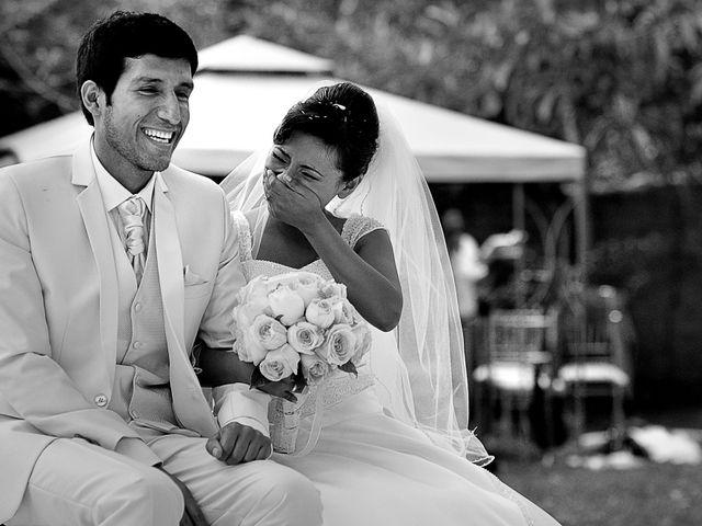 El matrimonio de David y Sheyla en Chaclacayo, Lima 49