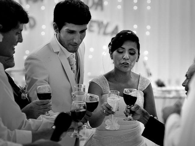 El matrimonio de David y Sheyla en Chaclacayo, Lima 51