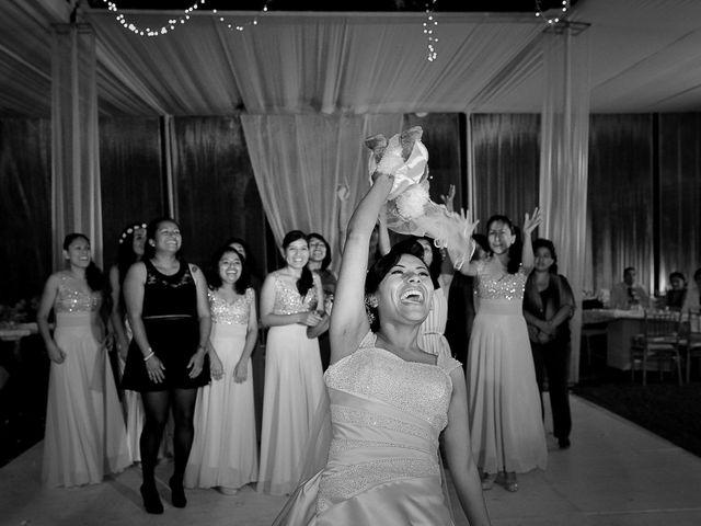 El matrimonio de David y Sheyla en Chaclacayo, Lima 52