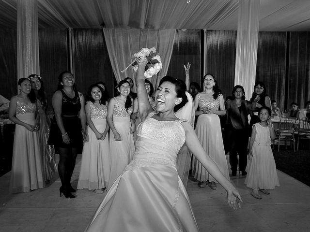 El matrimonio de David y Sheyla en Chaclacayo, Lima 53