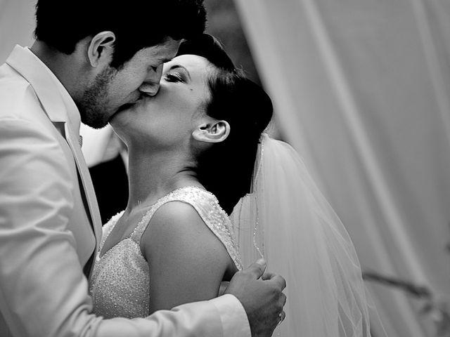 El matrimonio de David y Sheyla en Chaclacayo, Lima 42