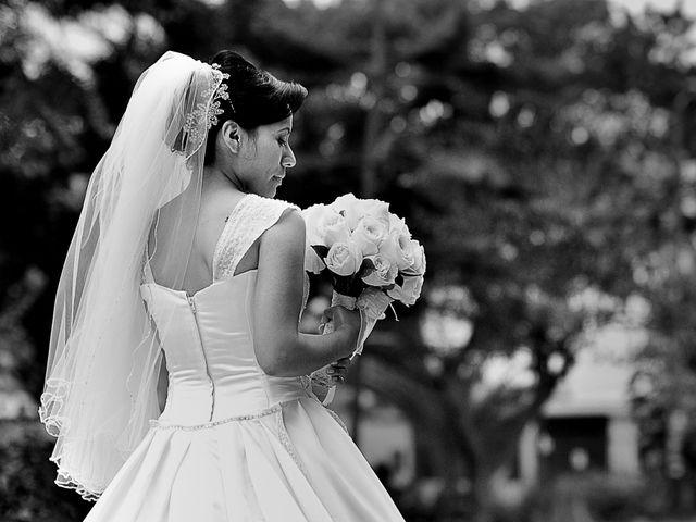 El matrimonio de David y Sheyla en Chaclacayo, Lima 20