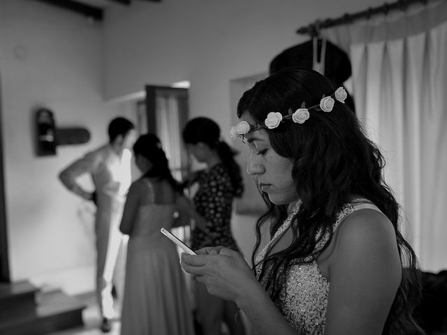El matrimonio de David y Sheyla en Chaclacayo, Lima 29