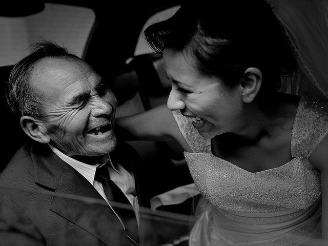 El matrimonio de David y Sheyla en Chaclacayo, Lima 21