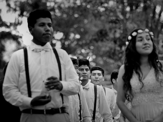 El matrimonio de David y Sheyla en Chaclacayo, Lima 30