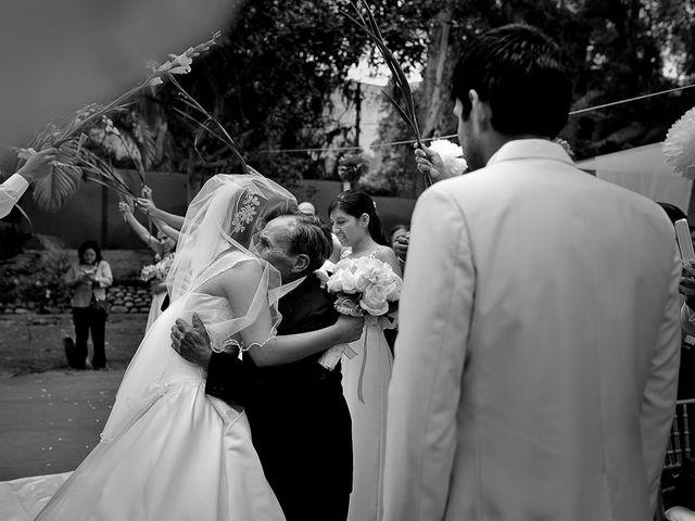 El matrimonio de David y Sheyla en Chaclacayo, Lima 34