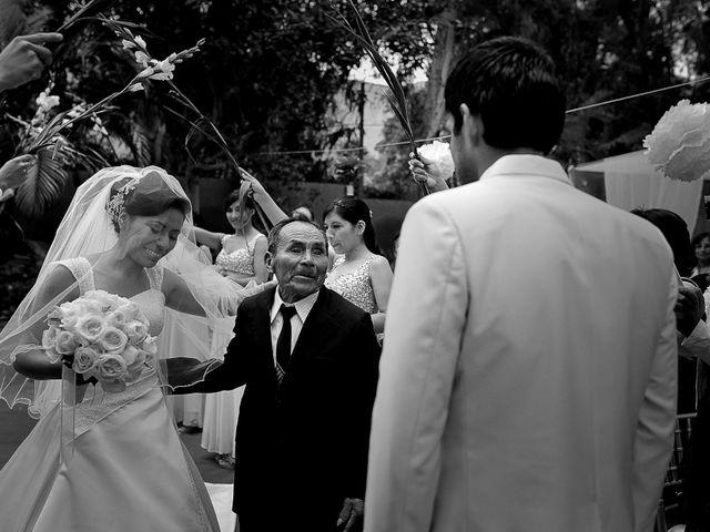 El matrimonio de David y Sheyla en Chaclacayo, Lima 35