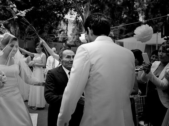 El matrimonio de David y Sheyla en Chaclacayo, Lima 36
