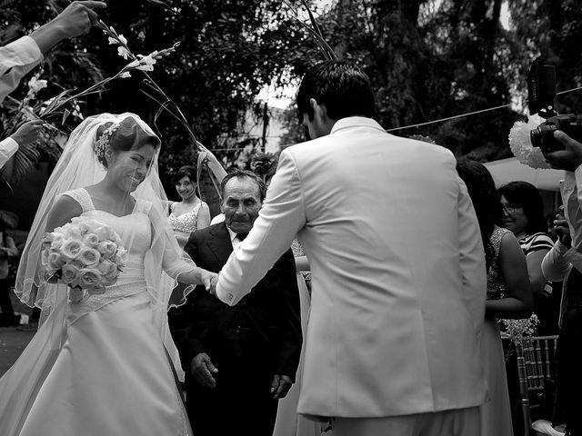 El matrimonio de David y Sheyla en Chaclacayo, Lima 37