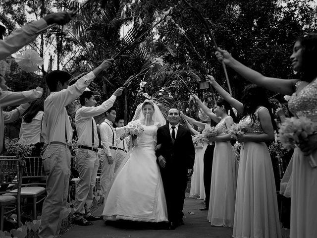 El matrimonio de David y Sheyla en Chaclacayo, Lima 33