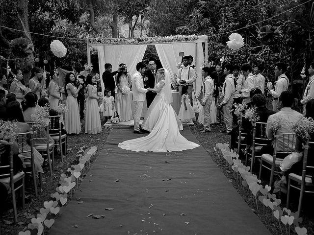 El matrimonio de David y Sheyla en Chaclacayo, Lima 38