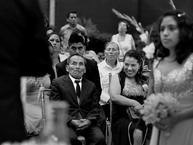 El matrimonio de David y Sheyla en Chaclacayo, Lima 39
