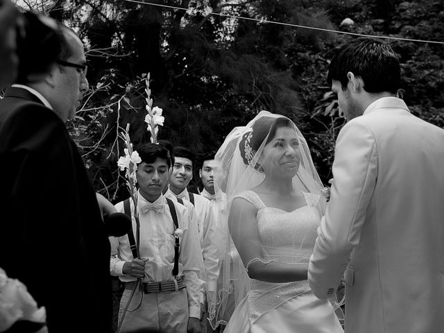 El matrimonio de David y Sheyla en Chaclacayo, Lima 40